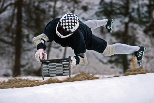 Cresta-Run St. Moritz